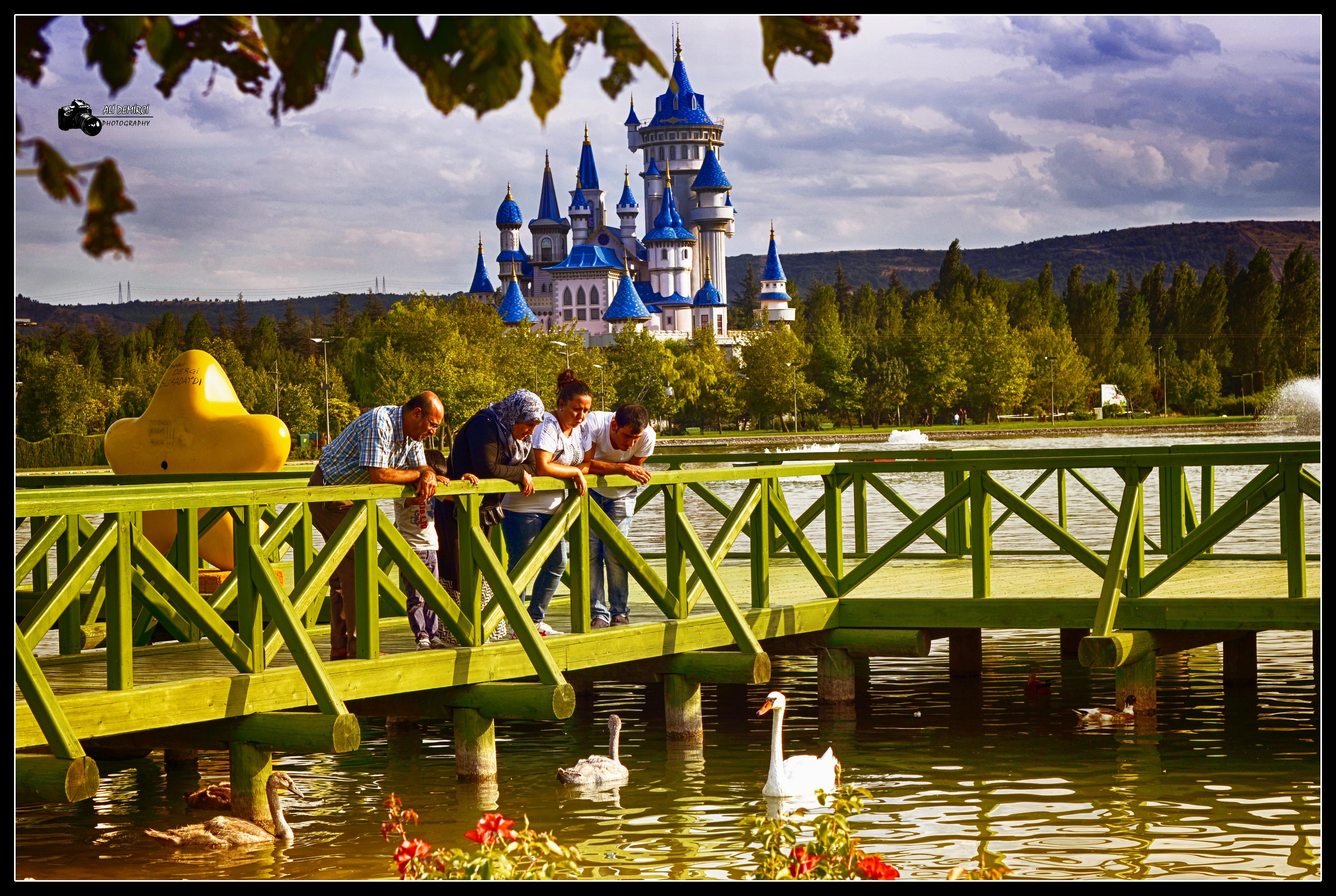 Eskisehir Sazova Park Gezisi