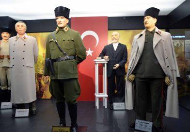Eskişehir Bal Mumu Heykel Müzesi Fotoğrafları