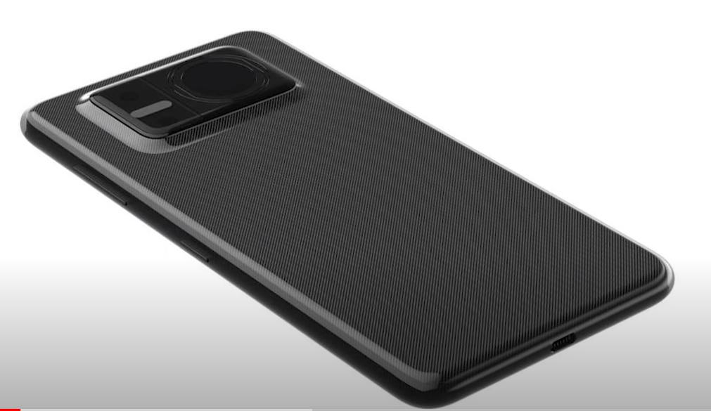 Huawei Değiştirilebilen Kamera Lensli Telefonu