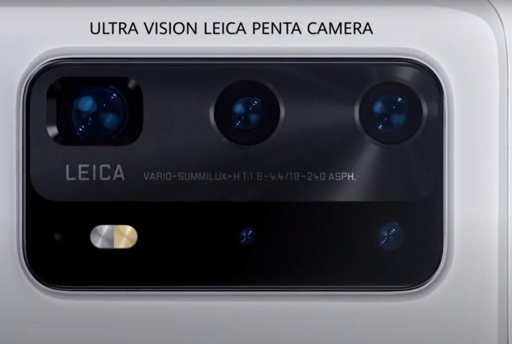 Huawei P40 Pro Kamera Sensörü