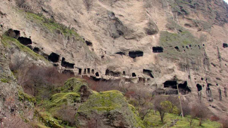 İnönü Mağaraları Güdül Ankara'lıların Yeni Keşfi