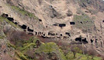 inonu mağaraları