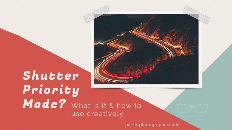 Yaratıcı Fotoğraflar için Deklanşör Öncelikli Mod Kullanımı