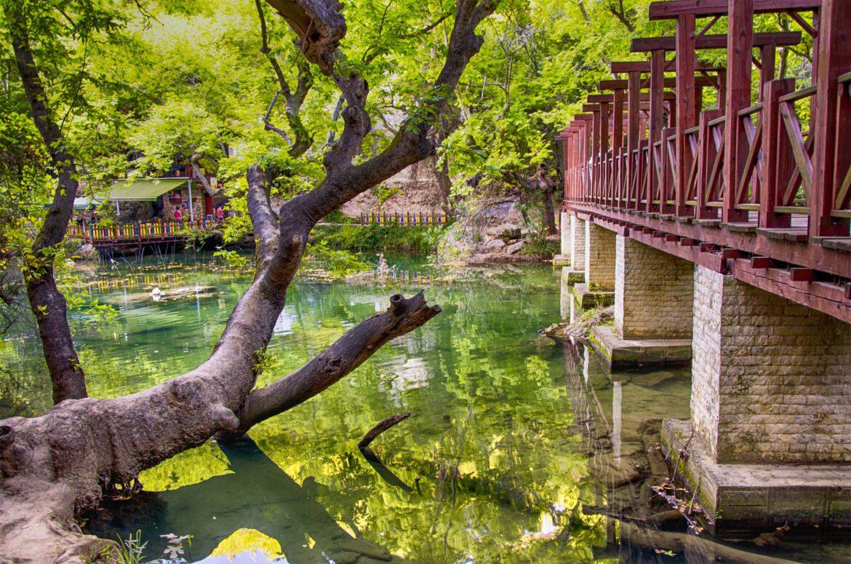 Antalya'nın En Güzel Şelalesi Kurşunlu Şelalesi