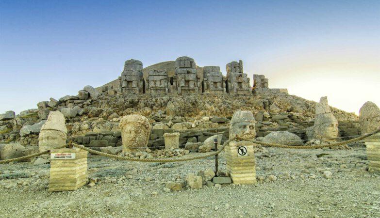 Nemrut Dağı Fotoğrafları