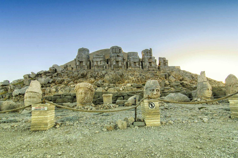 Adıyaman Nemrut Dağı Gün Batımı Fotoğrafları Çekmek İçin En Güzel Yer