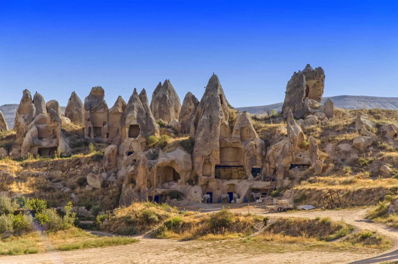 Kapadokya'da Fotoğraf Çekilebilecek En Güzel Yerler