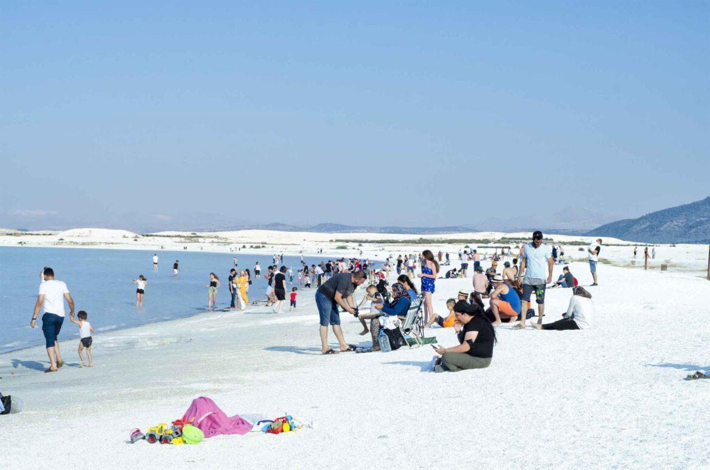 Salda Gölü Türkiye'nin Maldivlerine Gezi Turu